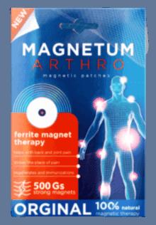 magnetum arthro