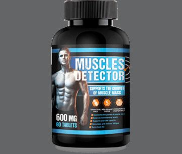 детектор за мускули